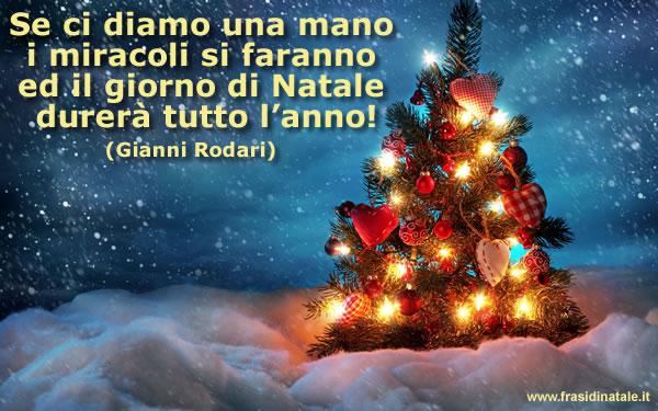 Frasi Di Natale Gianni Rodari.Aforismi Di Natale Immagine Aforismi Di Natale