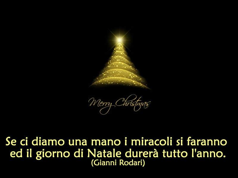 Frasi Di Natale Gianni Rodari.Frasi Di Natale Famose Immagine Frasi Di Natale Famose