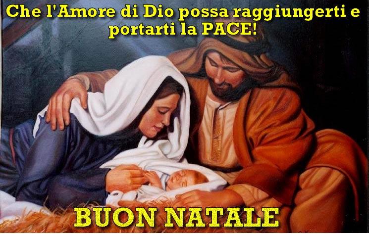FRASI DI NATALE RELIGIOSE